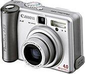 Canon POwerShot A85 [Foto: Canon]