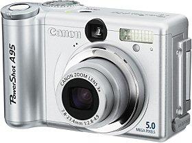 Canon PowerShot A95 [Foto: Canon]
