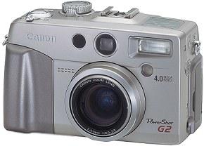 Canon PowerShot G2 [Foto: Canon]