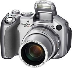 Canon PowerShot S2 IS [Foto: Canon]