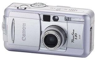 Canon PowerShot S30 [Foto: Canon]