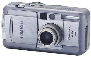 Canon PowerShot S40 [Foto: Canon]