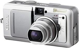 Canon PowerShot S60 [Foto: Canon]