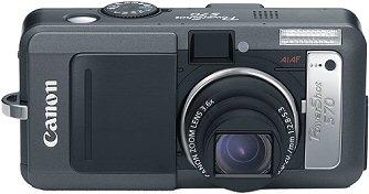 Canon PowerShot S70 [Foto: Canon]
