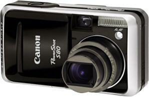 Canon PowerShot 80 [Foto: Canon Europe]