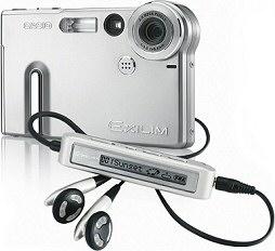 Casio Exilim EX-M20 [Foto: Casio]