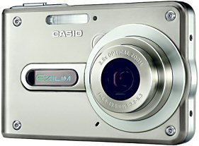 Casio Exilim EX-S100 [Foto: Casio]