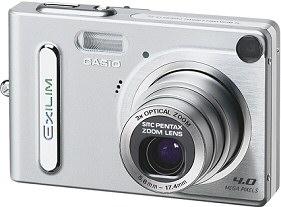 Casio Exilim EX-Z4 [Foto: Casio]