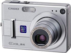 Casio Exilim EX-Z55 [Foto: Casio]