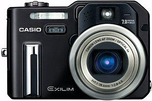 Casio Exilim Pro EX-P700 [Foto: Casio]