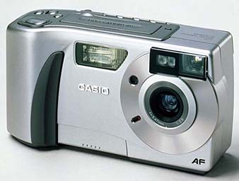 Casio QV-5500SX Frontansicht