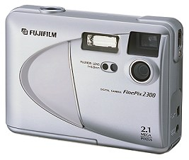Fujifilm FinePix 2300 [Foto: Fujifilm]