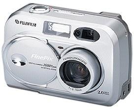 Fujifilm FinePix 2600 Zoom [Foto: Fujifilm]