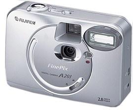 Fujifilm FinePix A201 [Foto: Fujifilm]