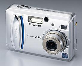Fujifilm FinePix A310 [Foto: Fujifilm]