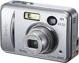 Fujifilm FinePix A345 [Foto: Fujifilm]
