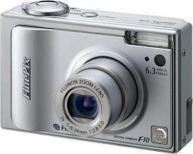 Fujifilm FinePix F10 [Foto: Fujifilm]