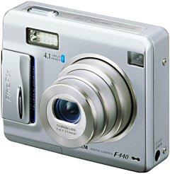 Fujifilm FinePix F440 [Foto: Fujifilm]