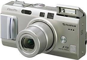 Fujifilm FinePix F710 [Foto: Fujifilm]