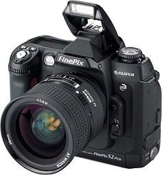Fujifilm FinePix S2 Pro [Foto: Fujifilm]
