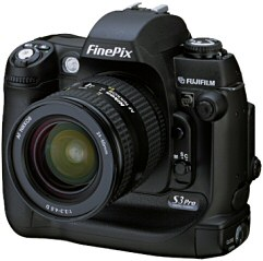 Fujifilm FinePix S3 Pro [Foto: Fujifilm]
