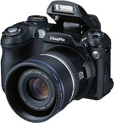 Fujifilm FinePix S5000 [Foto: Fujifilm]