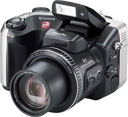 Fujifilm FinePix S602 Zoom [Foto: Fujifilm]