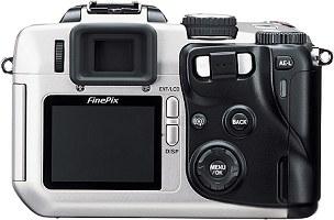 Fujifilm FinePix S602 Zoom Rückseite [Foto: Fujifilm]