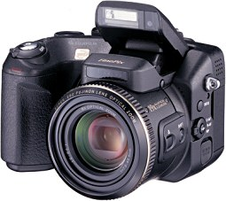 Fujifilm stellt neue finepix modelle a205s s5000 und for Finepix s5000 prix