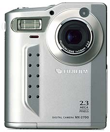 Fujifilm MX-2700 Frontansicht