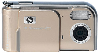 Hewlett-Packard Photosmart M23 [Foto: Hewlett-Packard]