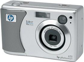 Hewlett-Packard Photosmart 635 [Foto: Hewlett-Packard]