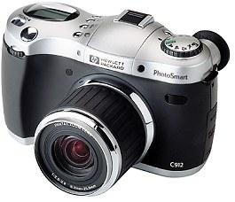 Hewlett-Packard PhotoSmart C912 [Foto: Hewlett-Packard]