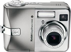 Kodak Easy Share C340 [Foto: Kodak]