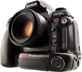 Kodak DCS Pro 14n [Foto: Kodak]