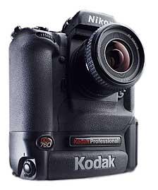 Kodak DCS 760 [Foto: Kodak]