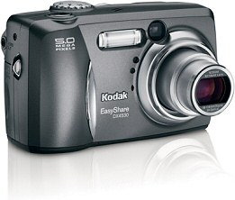 Kodak DX 4530 Zoom [Foto: Kodak]