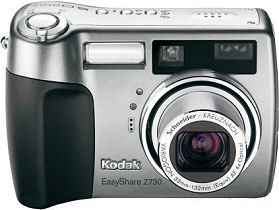 Kodak Easy Share Z730 [Foto: Kodak]
