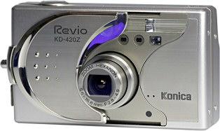 Konica Minolta Revio KD-420Z [Foto: Konica Minolta Europe]