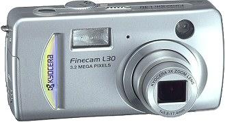 Kyocera FineCam L30 [Foto: Kyocera]