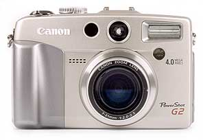 Canon PowerShot G2 [Foto: MediaNord]
