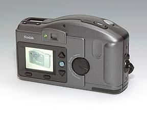 Kodak DC200 Plus Rückansicht (Foto: MediaNord))