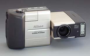 Nikon Coolpix 900 [Foto: MediaNord]