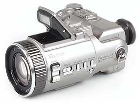 Sony DSC-F707 [Foto: MediaNord]