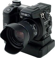 Minolta Dimage A1[Foto: Minolta]
