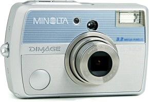 Minolta Dimage E323 [Foto: Minolta]