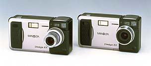 Minolta Dimage EX [Foto: Minolta]