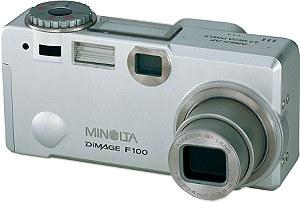 Minolta DiMAGE F100 [Foto: Minolta]