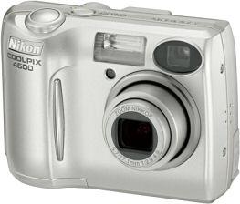 Nikon Coolpix 4600 [Foto: Nikon]