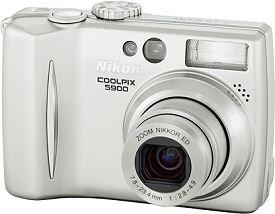 Nikon Coolpix 5900 [Foto: Nikon]
